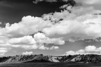 Wyoming Bluffs-BW